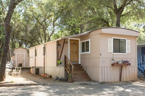 Shingle Springs, CA Mobile & Manufactured Homes for Sale
