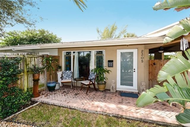2305 Ne 11th Ave Wilton Manors Fl 33305 Home For Sale