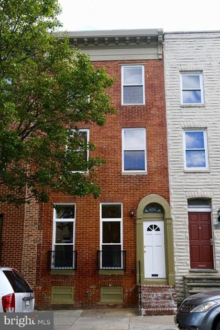 Photo of 1521 W Pratt St, Baltimore, MD 21223