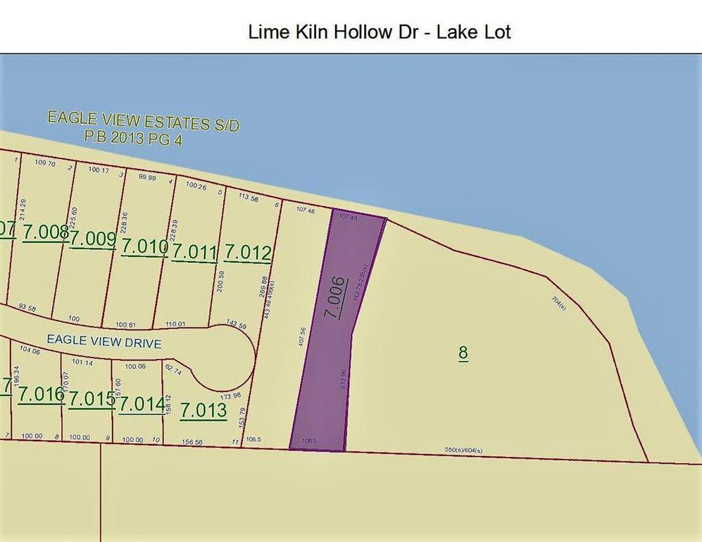 Lime Kiln Hollow Dr Muscle Shoals, AL 35661