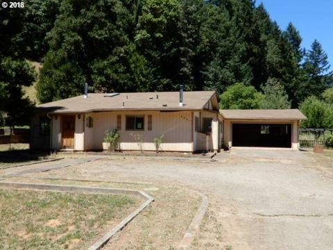 Photo of 5881 Azalea Glen Rd, Glendale, OR 97442