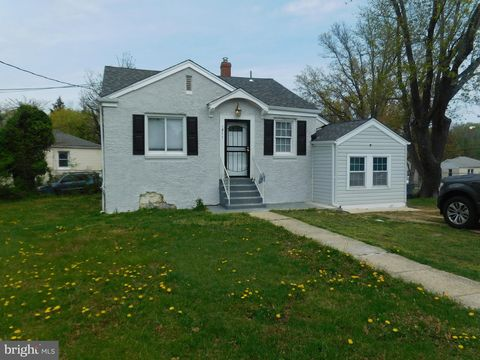 Photo Of 1311 Oates St Capitol Heights Md 20743 House For Rent