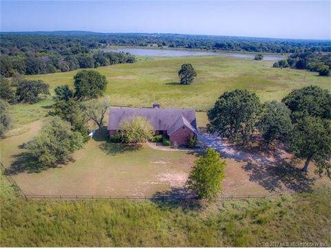 30805 County Road 1580, Allen, OK 74825