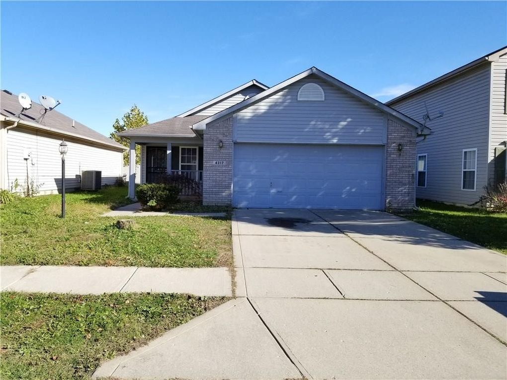 4317 Village Bend Ln, Indianapolis, IN 46254