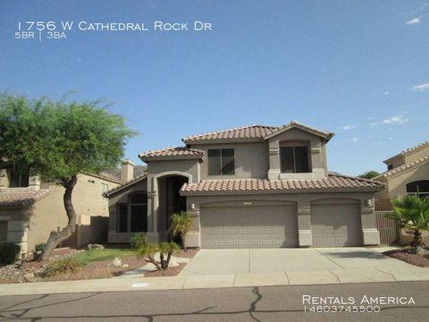Photo of 1756 W Cathedral Rock Dr, Phoenix, AZ 85045