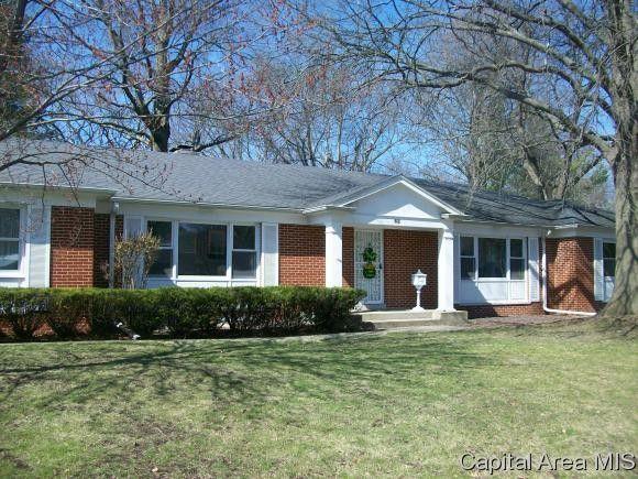 Property For Sale Sangamon County Il