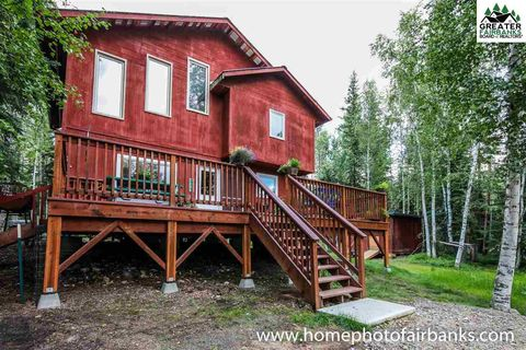 Chena Marina, Fairbanks, AK Real Estate & Homes for Sale