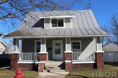 358 E South St, Carey, OH 43316