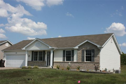 Photo of 336 Turkey Roost Ln, Troy, MO 63379