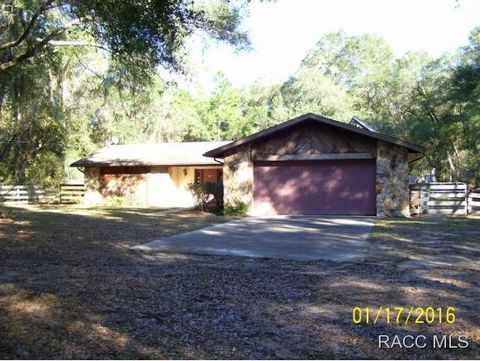 11325 S Greenfield Ave, Floral City, FL 34436