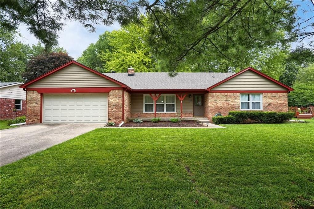 3110 Lehigh Ct Indianapolis, IN 46268