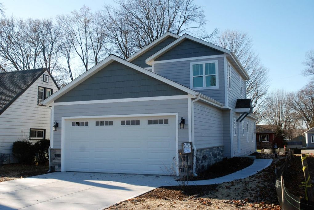 Pewaukee Wi New Construction Homes