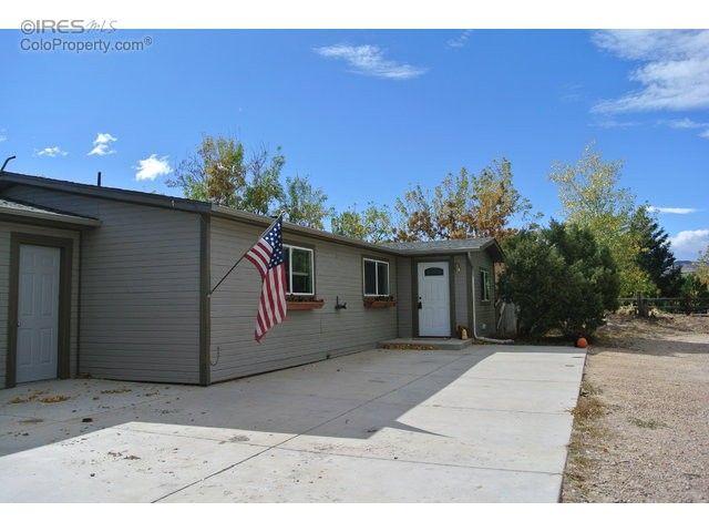 New Homes Larimer County Colorado