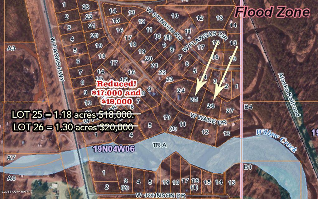 24061 W Wade Dr, Willow, AK 99688