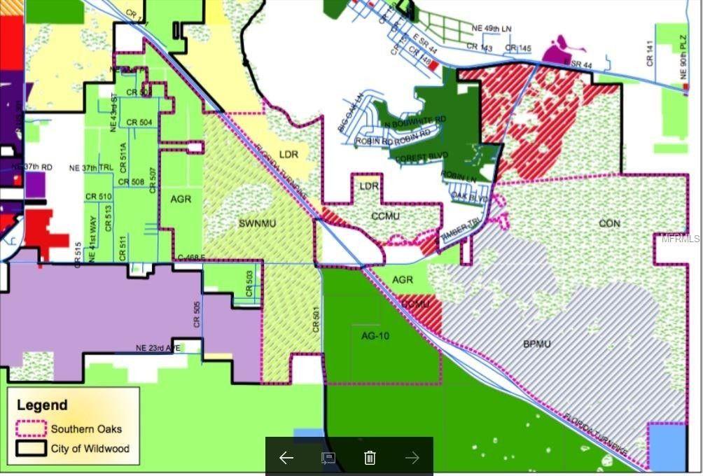 Wildwood Florida Map.County Road 501 Wildwood Fl 34785 Realtor Com