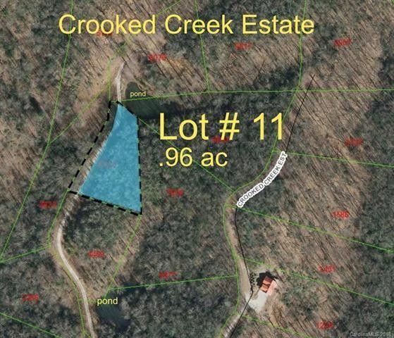 Old Fort Nc Map.Crooked Creek Estates Dr 11 Old Fort Nc 28762 Realtor Com