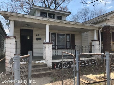 Photo of 621 Jackson Ave, Evansville, IN 47713