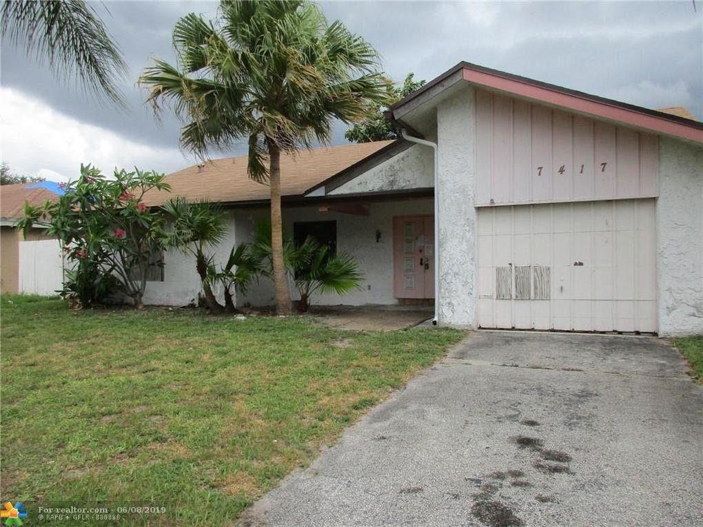 7417 SW 14th Ct North Lauderdale, FL 33068
