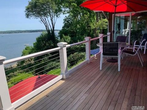 Photo of 98 Crescent Beach Dr, Huntington Bay, NY 11743