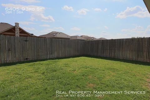 Photo of 6405 93rd St, Lubbock, TX 79424
