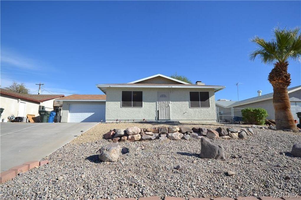 1716 El Cazador, Bullhead City, AZ 86442