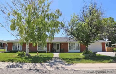 Photo of 410 Maple St, Pine Bluffs, WY 82082