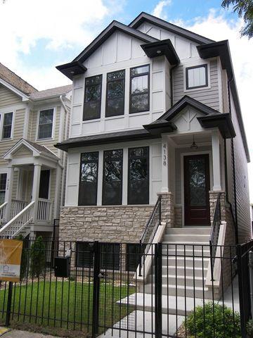 4138 N Mozart St, Chicago, IL 60618