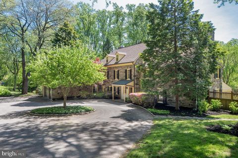 Photo of 614 Righters Mill Rd, Narberth, PA 19072