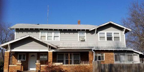 302 N 4th St, Arkansas City, KS 67005
