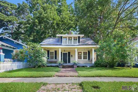 Garden District Baton Rouge La Real Estate Homes For Sale