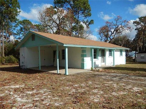 4061 E Seminole Ln, Dunnellon, FL 34434