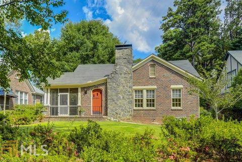 Photo of 1352 Emory Rd Ne, Atlanta, GA 30306