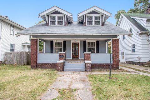 Photo of 1128 Cleveland Ave, South Bend, IN 46628