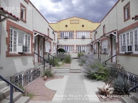 Photo of 208 High St Ne Apt N, Albuquerque, NM 87102