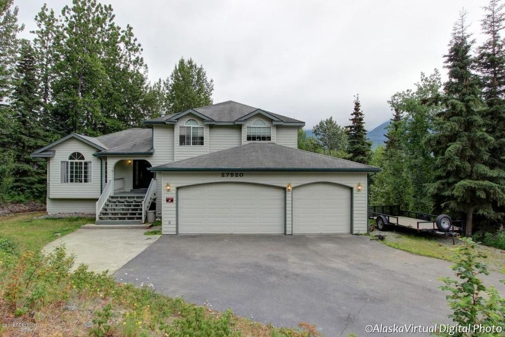 27520 Vantage Ave, Eagle River, AK 99577