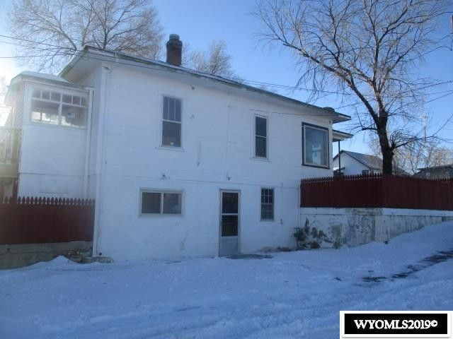 701 4th Ave W, Rock Springs, WY 82901