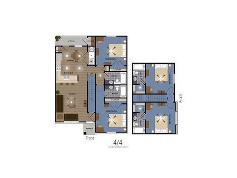 301 Sw Pkwy Bld St E Unit 348, College Station, TX 77845