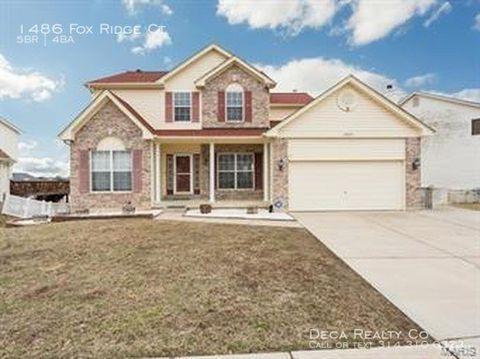 Photo of 1486 Fox Ridge Ct, Saint Louis, MO 63010