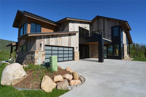 Photo of 970 Angels View Way, Steamboat Springs, CO 80487