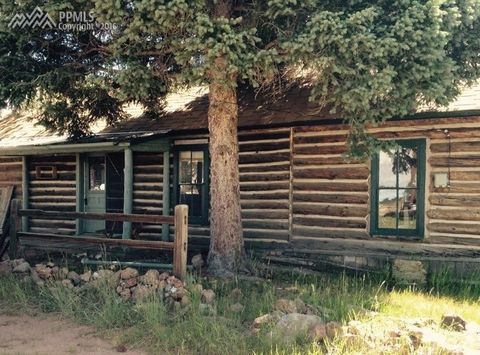 108 Independence Ave, Victor, CO 80860