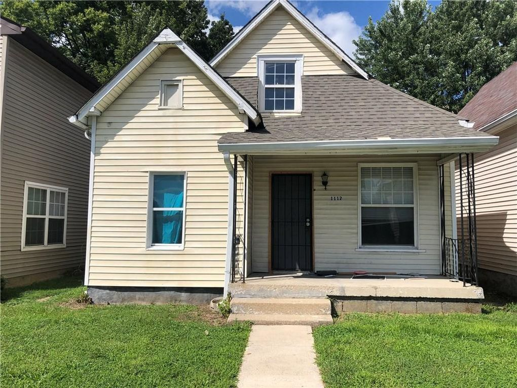 1112 W Eugene St Indianapolis, IN 46208