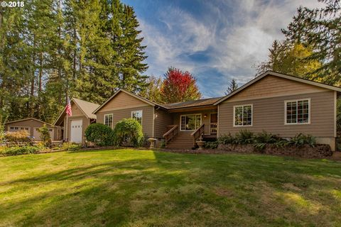 22152 S Engstrom Rd, Colton, OR 97017