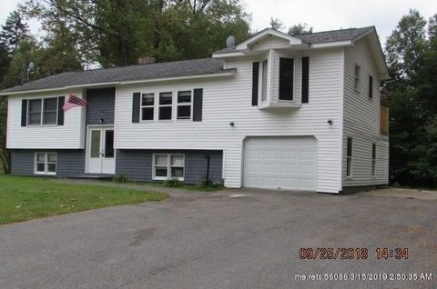 11 Evergreen Dr Lincoln Me 04457 House For