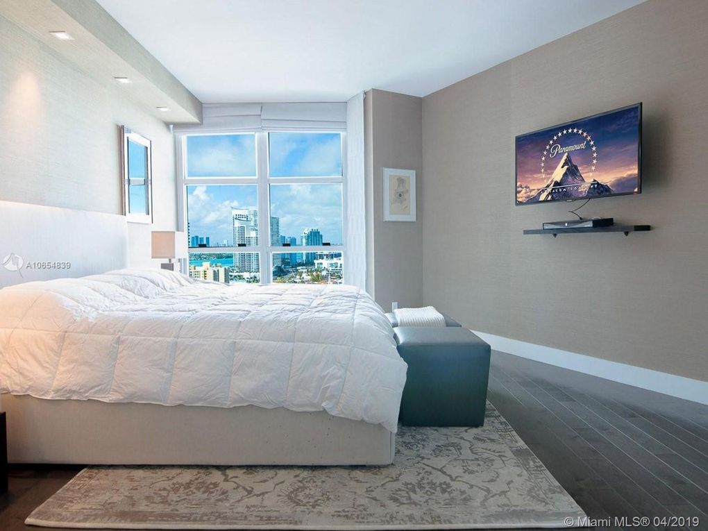 300 S Pointe Dr Apt 2206, Miami Beach, FL 33139