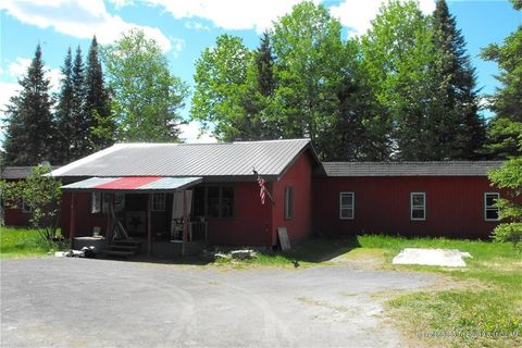 Photo of 12 Walker Mountain Rd, Saint Francis, ME 04774