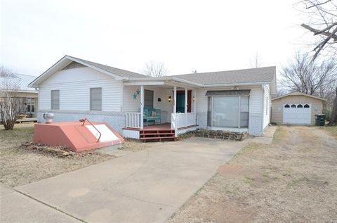 Bristow Ok Real Estate Bristow Homes For Sale Realtor Com