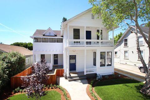 Downtown Santa Cruz, Santa Cruz, CA Real Estate & Homes for Sale