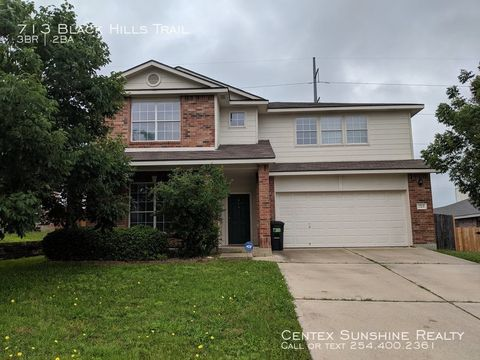 Photo of 713 Black Hills Trl, Harker Heights, TX 76548