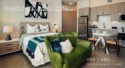Photo of 3218 Guthrie St Unit 1145, Austin, TX 78702