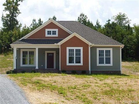 1210 Lakeside Drive Ext, Blackstone, VA 23824